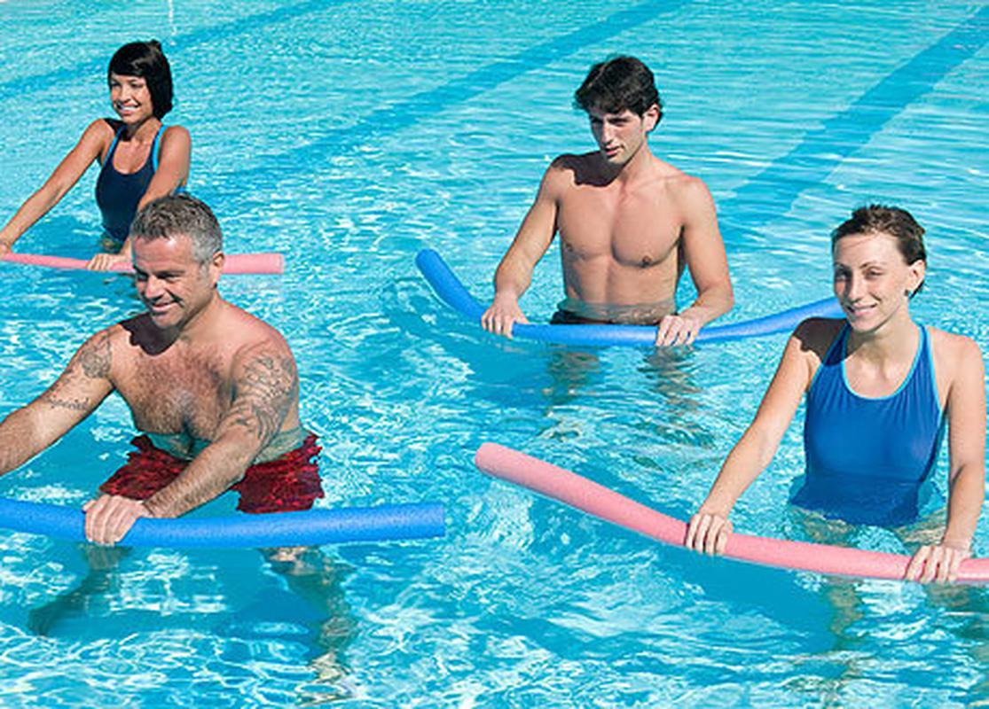 программа для похудения в бассейне