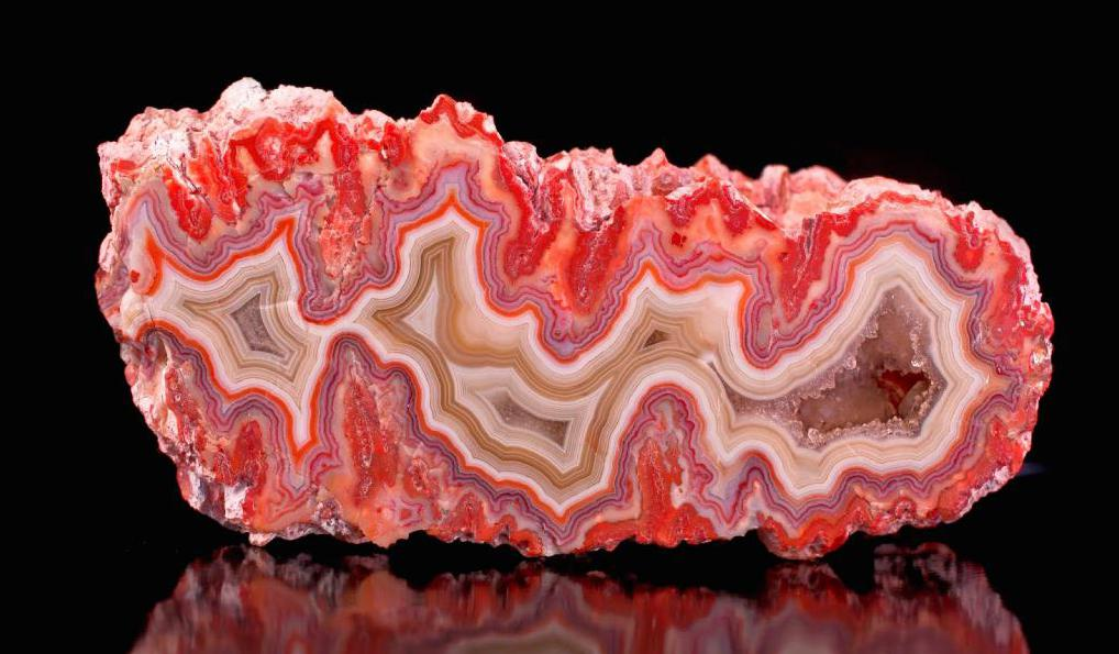 the Properties of agate