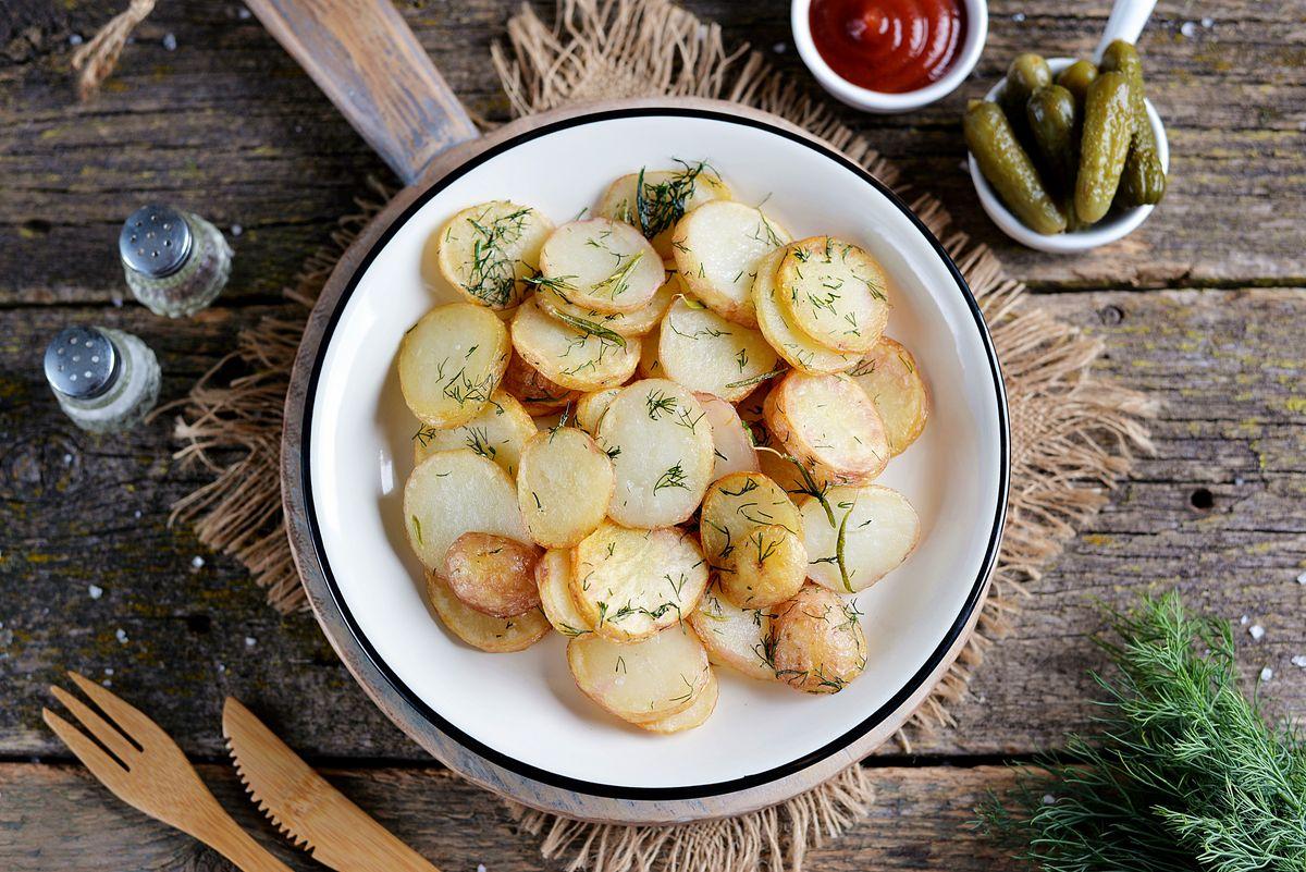 можно ли кушать жареную картошку при похудении