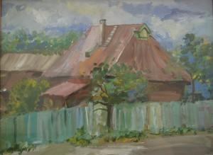 Домик в деревне Бобылева