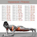 Упражнение планка расход калорий – Сколько калорий сжигает планка за 1 минуту стоя на локтях/кистях?