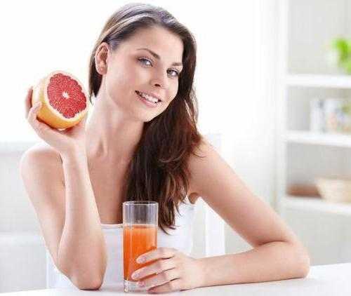 Грейпфрут и кефир на ночь для похудения